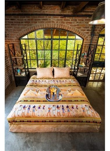 home-bath Çift Kişilik Nevresim Takımı Prophecy Of Luxor Renkli